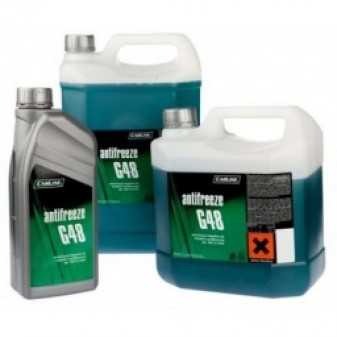 CARLINE Antifreeze G48 - 5 L