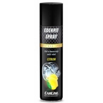Cockpit spray Carline 400 ml citron