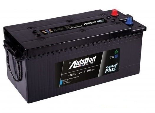 Autobaterie Galaxy Plus 12V/145Ah