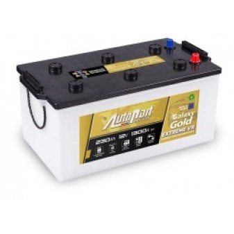 Autobaterie Galaxy Gold Extreme VR 12V/230Ah