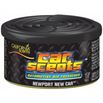 Osvěžovač vzduchu California Scents - NEWPORT NEW CAR 42g