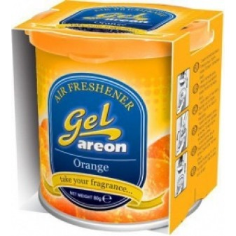 Osvěžovač vzduchu Areon Gel Can ORANGE 80 g