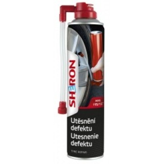 Utěsnění defektu SHERON 400 ml